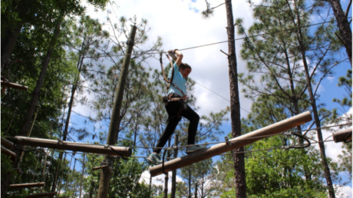 Orlando Tree Trek Adventure Park ranks No 1 in Fun & Games in Kissimmee Orlando Tree Trek Adventure Park ranks #1 in Fun & Games in Kissimmee