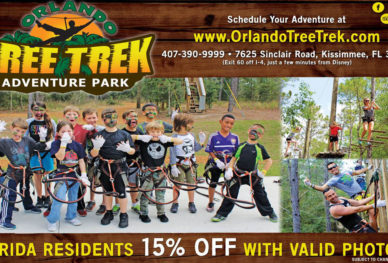 Zipline for kids!