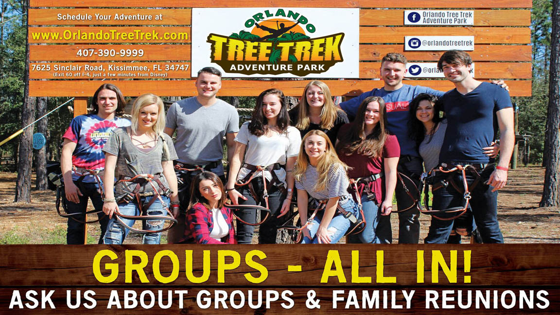 Group Deals Ropes and Zipline course