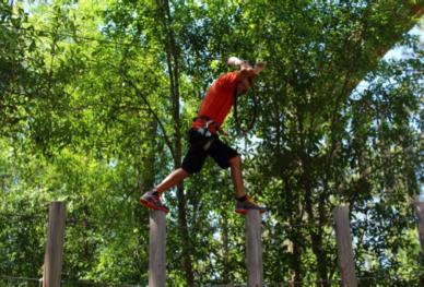 Zipline challenge!